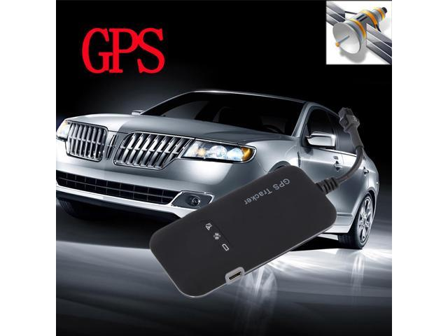 Tracking Device For Car >> Portable Car Tracker Gps Gsm Gprs Real Time Tracking Device Tracker Tk110 Newegg Com