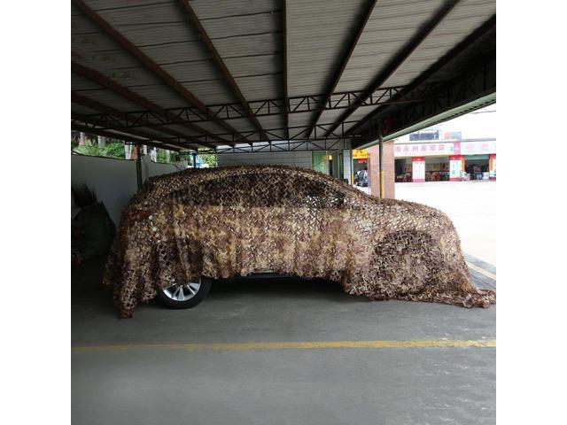 Camouflage Net Army Military Camo Net Car Covering Tent Hunting Blinds  Netting Yellow - Newegg com