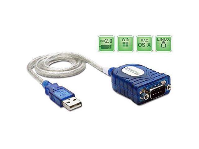 PLUGABLE USB SERIAL CONVERTER 64BIT DRIVER