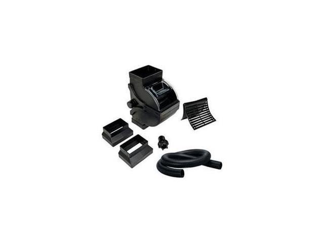 Fiskars Rain Barrel DiverterPro Kit Black Pack 59626935 1-