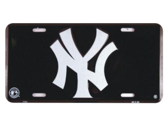 New York Yankees Logo License Plate Newegg