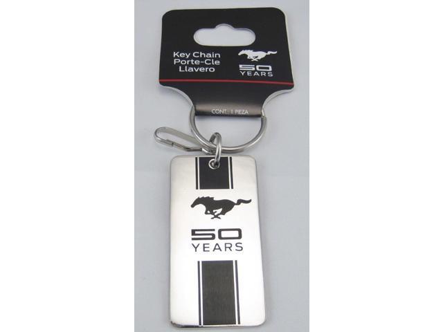 Ford Mustang 50 Years Anniversary Enamel Key Chain - Newegg ca