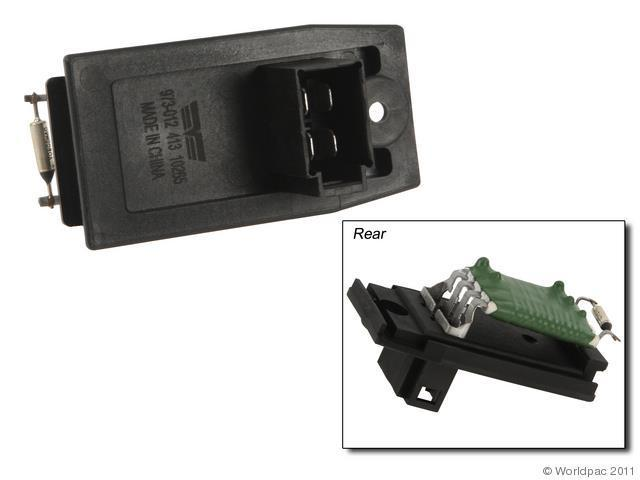 20102013 Ford Transit Connect Hvac Blower Motor Resistor Rhnewegg: Ford Transit Connect Blower Motor Resistor Location At Gmaili.net