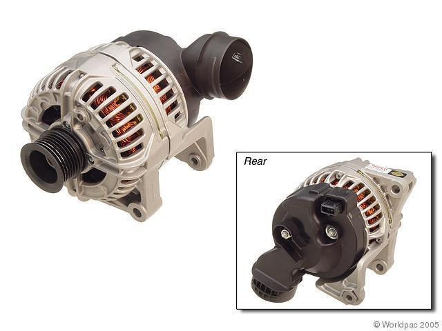 Refurbished 2001 2003 Bmw 525i Alternator Neweggcom