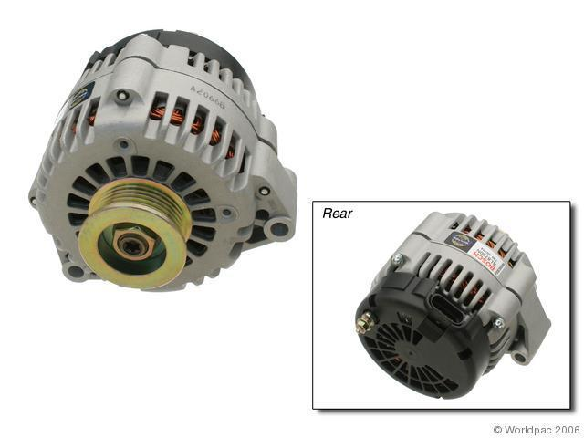 2001 2003 Chevrolet Tahoe Alternator