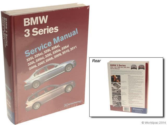 2009 2011 bmw 335d repair manual newegg com rh newegg com 2009 bmw 328xi owners manual 2009 bmw 328xi owners manual
