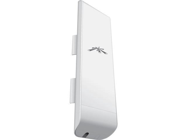 Ubiquiti 2 4GHz 11dB NanoStation Outdoor 150Mbps CPE (NSM2-US) US Version -  Newegg com