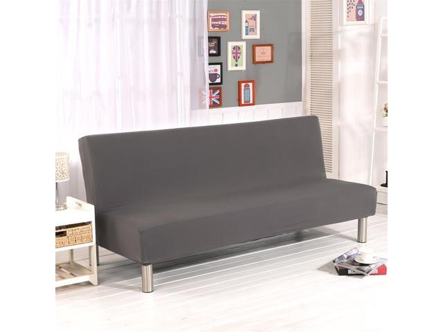 Remarkable Sofa Bed Cover Folding Armless Sofa Cover Futon Slipcover Couch Cover Stretch Sofa Slipcover Furniture Protector Newegg Com Download Free Architecture Designs Scobabritishbridgeorg