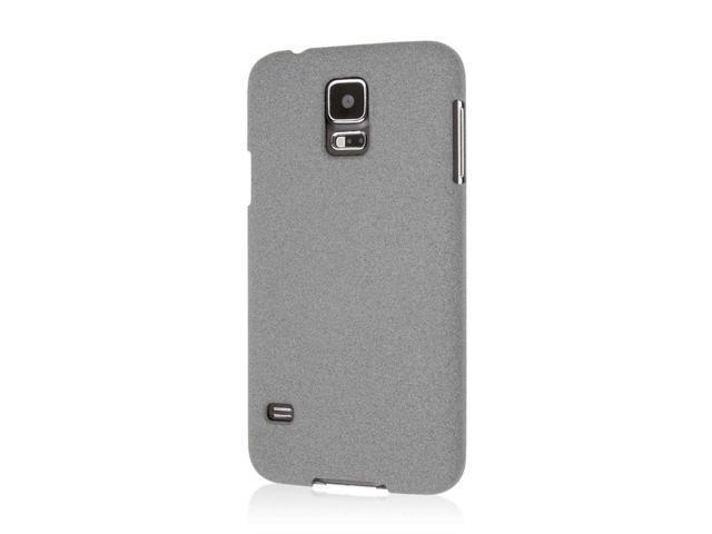 huge selection of 77e63 07ead Galaxy S5 Case, EMPIRE KLIX Slim-Fit Hard Case for Samsung Galaxy S5 / GS5  - Quicksand Gray - Newegg.com