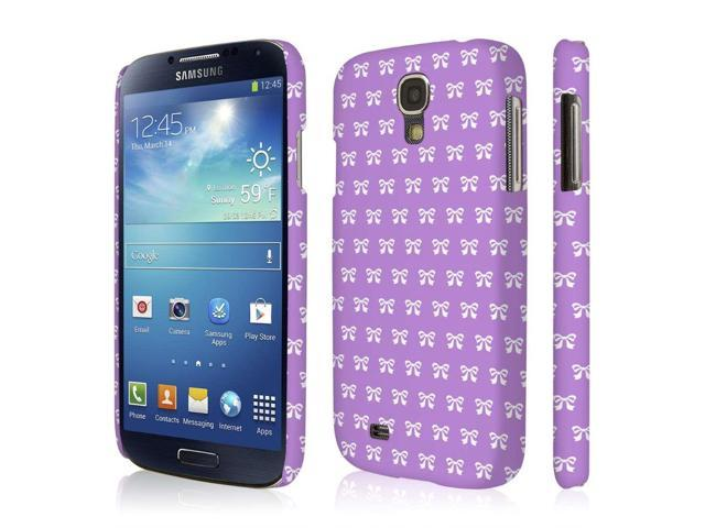 online store f3513 7f4e1 Samsung Galaxy S4 Case, EMPIRE Signature Series One Piece Slim-Fit Case for  Samsung Galaxy S4 - Put A Bow On It - Newegg.com