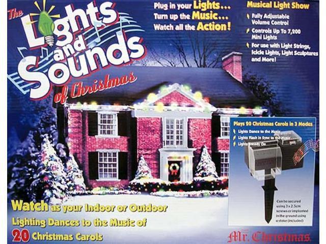 mr christmas - Mr Christmas Lights And Sounds