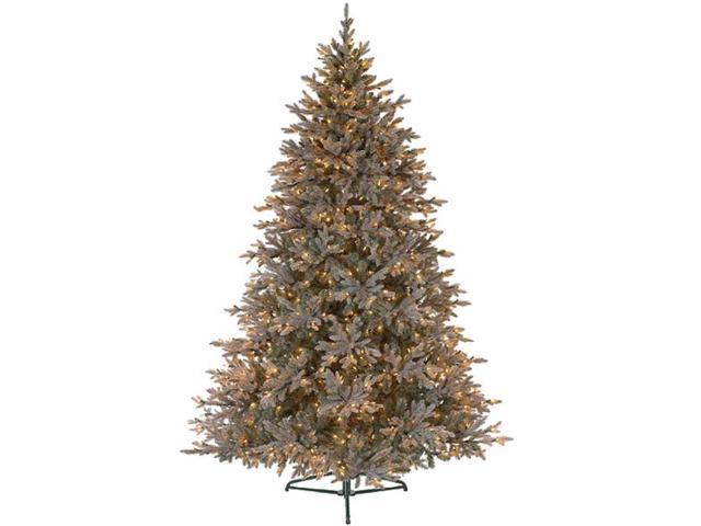 75 baby pine blue pre lit pe artificial christmas tree clear lights
