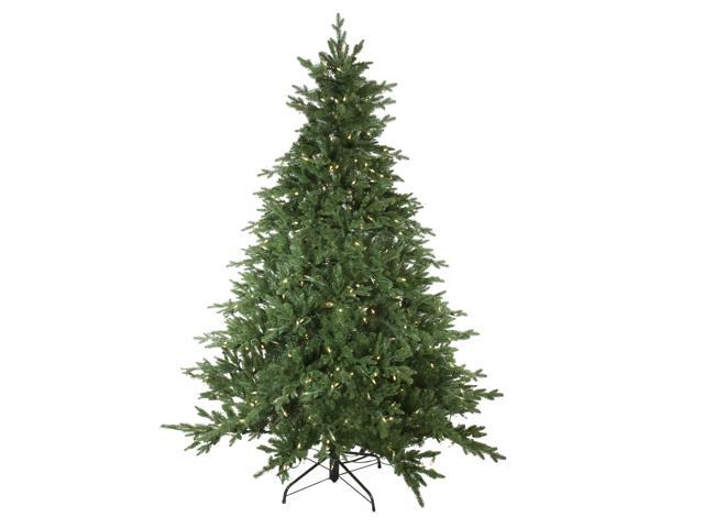 6.5' Pre-Lit LED Instant-Connect Minnesota Balsam Fir