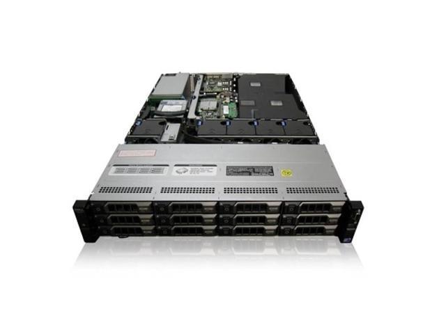 DELL POWEREDGE R410 2x QUAD CORE X5570 2.93GHz 32GB RAM 2x 2TB SATA SAS 6iR
