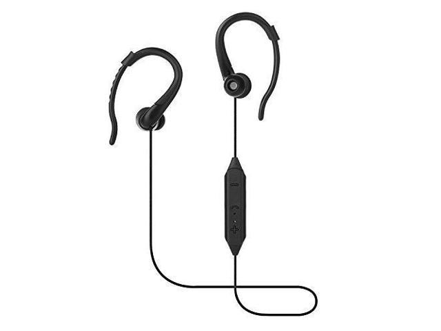 Kimitech Bluetooth Headphone,Superb Sweatproof,Noise cancelling Best  Wireless Sports Earphones for Outdoor Working 8 hours Activity (Without  Hook) -