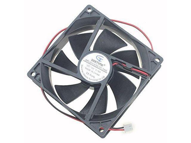Gdstime 92mm X 92mm X 25mm 90mm 3 6 Inches 12v Brushless Dc Cooling Fan -  Newegg com