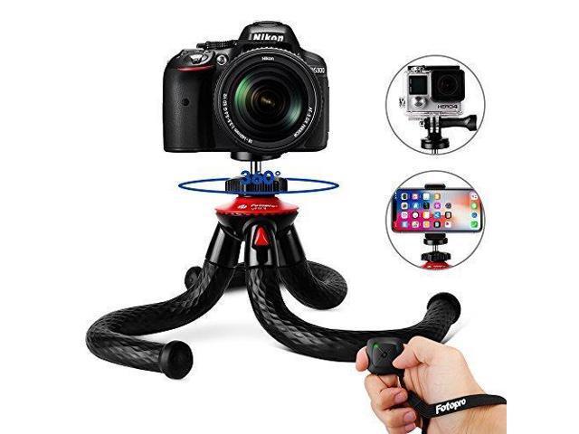 iPhone Camera Tripod, Fotopro Flexible 12