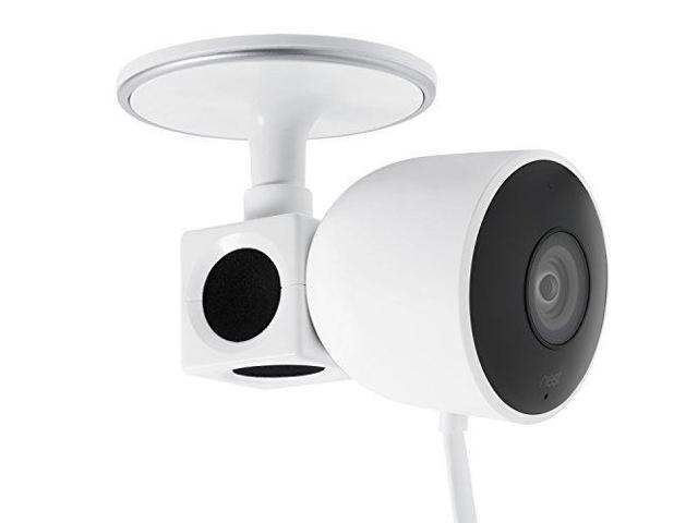 Ceiling/Wall Cube Mount for Nest Cam Outdoor by Wasserstein