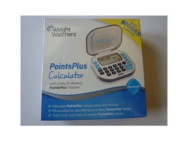 Points plus allowance calculation weight watchers plan.