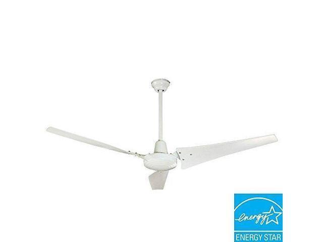 Hampton Bay Ceiling Fan 60 In White