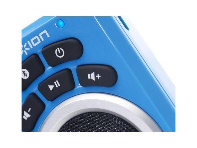 ion clipster ultra portable bluetooth speaker