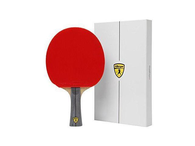 Surprising Killerspin Jet600 Table Tennis Paddle Multi Colour Ping Pong Paddle Designed For Powerful All Around Play Wrapped In White Memory Book Newegg Com Home Remodeling Inspirations Genioncuboardxyz
