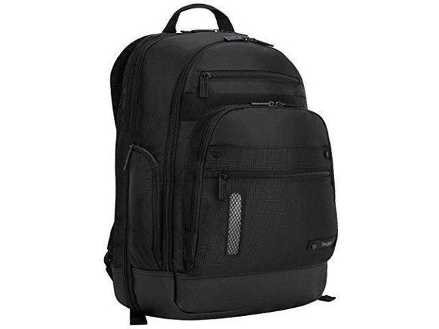 Targus Revolution Checkpoint-Friendly Backpack for 15 6-Inch Laptop, Black  (TEB005US) - Newegg com