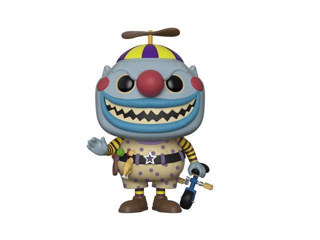 Nightmare Before Christmas Clown.Funko Pop Disney Nightmare Before Christmas Clown Collectible Figure Multicolor Newegg Com