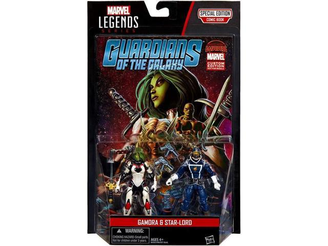 Marvel Legends Series 3.75 Inch Action Figure Gamora