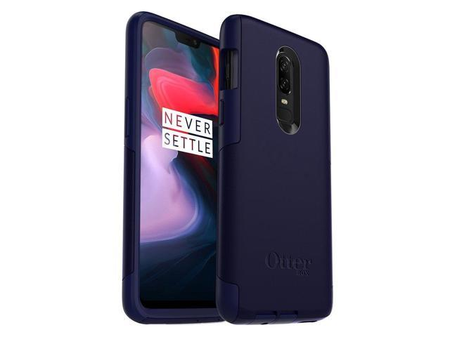 sports shoes 56273 b3ee2 OtterBox Commuter Series Case for OnePlus 6 - Retail Packaging - Indigo Way  (Maritime Blue/Admiral Blue) - Newegg.com