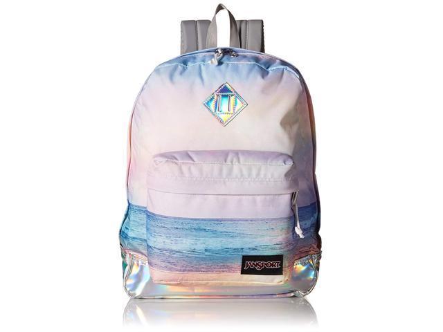 JanSport Super FX Holographic Backpack - Newegg com