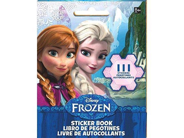 Disney Frozen Sticker Booklet Party Favor