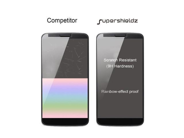 2-Pack] Supershieldz for TCL LX (A502DL) Tempered Glass