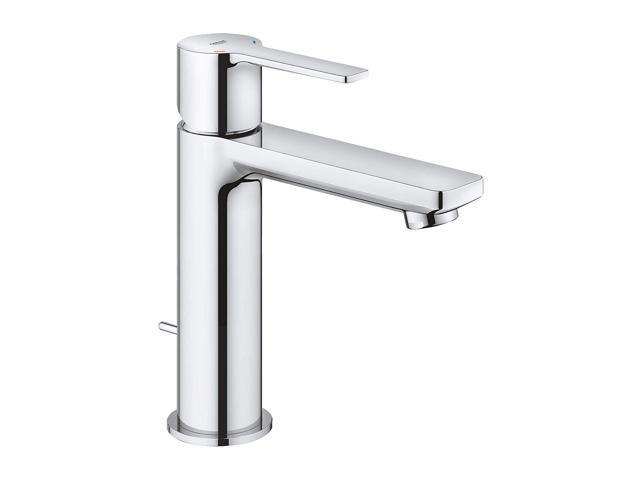 Grohe 2379400A Lineare Single-Handle Bathroom Faucet S-Size in StarLight  Chrome