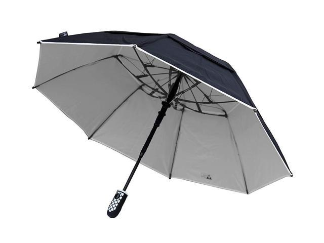 e8d1a221149a Black Aspen Solo Nylon 46-inch Wind-resistant Umbrella - Newegg.com