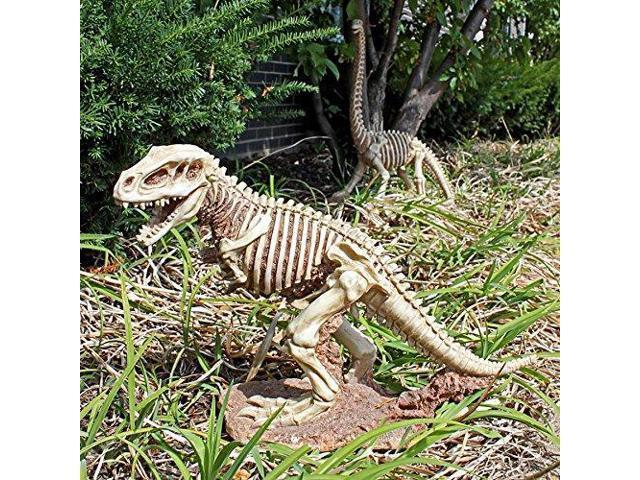 Design Toscano Bad To The Bone, Jurassic T-Rex Raptor