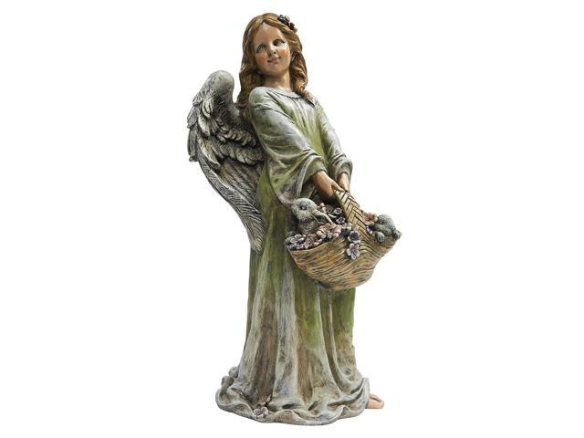Design Toscano Joy, The Flower Angel Statue