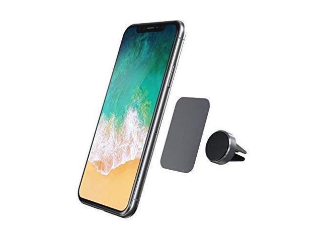 best website 82b65 24535 Satechi Air Vent Magnetic Aluminum Car Mount Holder - Compatible with  iPhone XS Max/XS/XR/X, 8 Plus/8, 7 Plus/7, Samsung Galaxy S9 Plus/S9, Nexus  ...