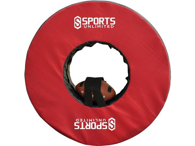 Sports Unlimited Football Tackling Ring with Straps - Newegg com