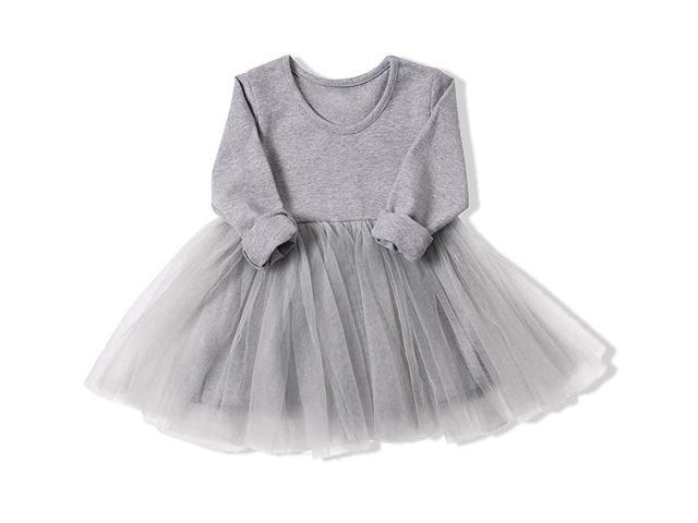 Baby Girls Tutu Dress Toddler Tulle Tutu Skirts Valentine