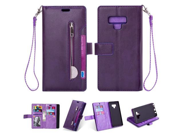 galaxy note 9 wallet case