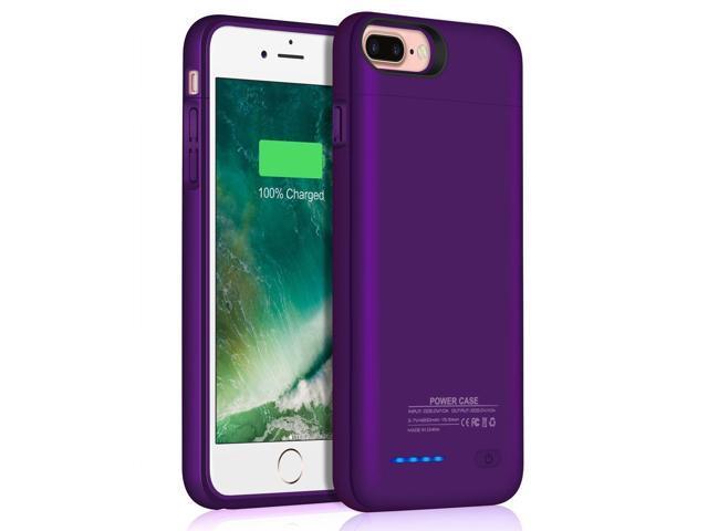 chargable iphone 8 plus case