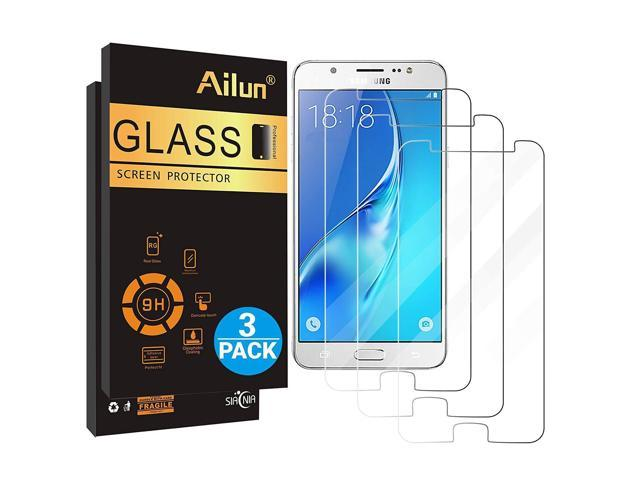 Ailun Screen Protector for Galaxy J7(2018)[3Pack] Tempered Glass Compatible  with Samsung Galaxy J7/j7 Star(2018) J7 V(2nd Gen) 2018/J7 Top 2018/J7