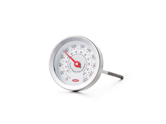 OXO Good Grips Chef's Precision Analog Instant Read Meat Thermometer -  Newegg com