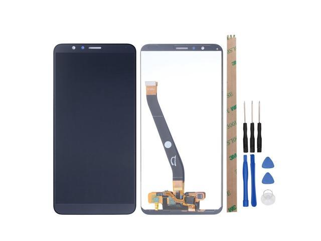 HYYT for Huawei Mate SE/BND-L24 / BND-L34 LCD Digitizer Screen and Touch  Screen Assembly +Free Tools (Black Without Frame) - Newegg com