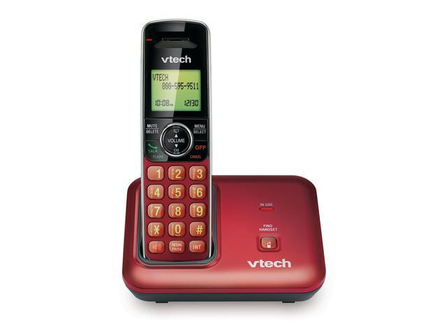 Vtech Cs6419 Dect 6 0 Cordless Phone With Caller Id Expandable Up To 5 Handsets Consumer Electronics Cordless Telephones Handsets Ayianapatriathlon Com