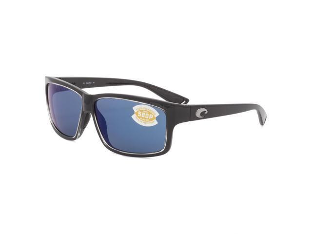 f8087a72003f Costa Del Mar Cut Sunglasses Squall Frame   Blue Mirrored 580P Polarized  Lens