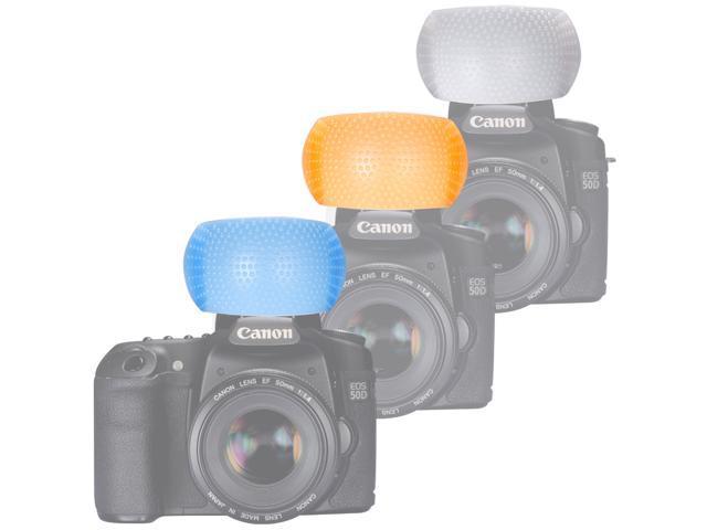 Neewer® Hot-Shoe Soft Pop-Up Flash Diffuser for Digital SLR Cameras