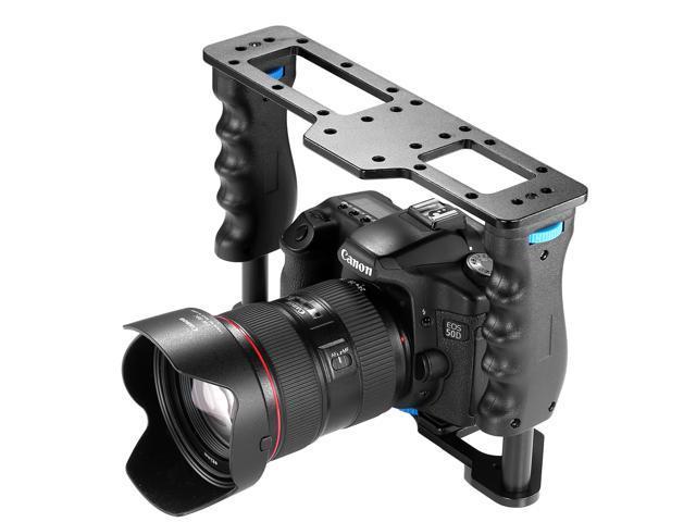 D5000 Compatible with Nikon D4S D5100 /& D7100 D3100 D3200 D7000 DURAGADGET Camera Tripod with Extendable Legs /& Ball-Tilt Head