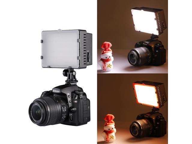 Neewer CN-216 216PCS LED Dimmable Ultra High Power Panel Digital Camera /  Camcorder Video Light, LED Light for Canon, Nikon, Pentax, Panasonic, SONY,